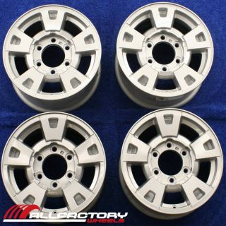 "Chevy GMC Colorado Canyon 15"" 2004 2005 2006 2007 2008 Rims Wheels Set 5183"