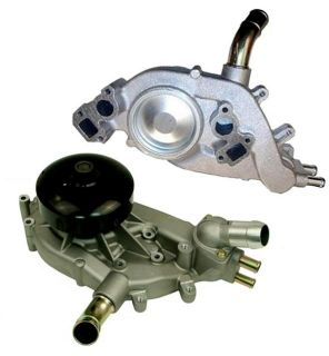 Buick Cadillac Chevrolet GMC Hummer Saab Engine Water Pump US64 130 7340