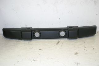 Mopar Front Bumper Cover 07 14 Jeep Wrangler JK with Factory Fog Lights