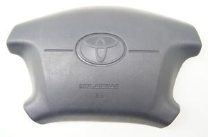 1997 2001 Toyota Camry Steering Wheel Air Bag Airbag Center Cover Grey