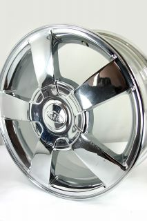Details about OEM Chrome 15 Kia Rio Wheels / Rims   74580 529101G200