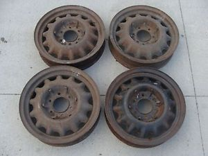 1936 1937 1938 1939 1940 1942 1947 1948 Chevy Chevrolet Artillery Wheels Rims