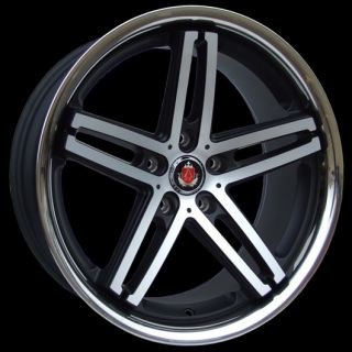 "19"" Axe EX SS Rim 4 Alloy Wheels for Land Rover Discovery 2 8 5J512035SA"