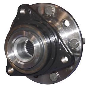 2 Wheel Bearings Wheel Hub Bearing Assembly Buick Chevy Isuzu Olds Saab Front