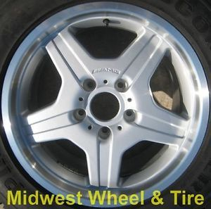 "18"" Mercedes G55 Wheels Rims Tires AMG 65303"
