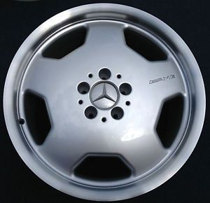 "Mercedes Benz E55 AMG 18"" Wheels Rims Hammer 190E SL500 SL600 E420"
