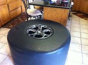 Lamborghini Murcielago Front Wheel Hercules Couch from Lamborghini Orange County