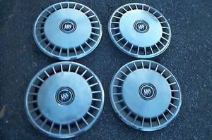 "Buick Century Skylark Hubcaps Wheel Covers 1984 to 1996 14"" Set of 4 1131"