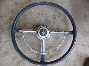 1949 1950 Buick Roadmaster Steering Wheel and Horn Ring