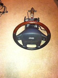 Jeep Grand Cherokee Steering Wheel