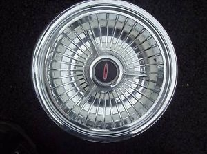 1964 Oldsmobile Custom Hubcap Wheel Cover Spinner V9