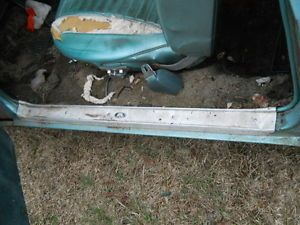 Buick Chevy Olds Pontiac 1965 1970 Door Sill Plate 66 Wildcat Parts Car 2dr HT