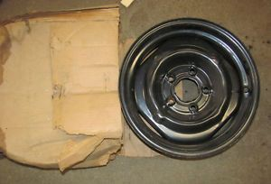 75 Olds Cutlass 74 Chevelle 77 80 Impala 65 66 Corvette 15x6 Wheel Rim