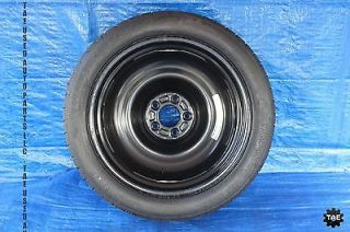 2012 Mitsubishi Lancer Evolution Spare Tire Wheel 145 70 18 5x114 3 Mr evox 300