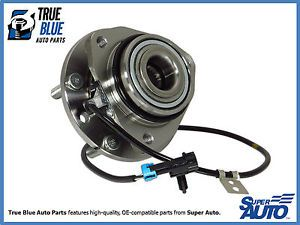 Front Wheel Hub 513124 Chevrolet GMC Isuzu Oldsmobile