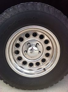 Eagle Alloy Series 101 Wheels 17x9 5x5 5 Dodge Ford GMC
