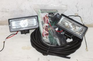 KC Offroad Back Up Light Kit Jeep YJ TJ JK Cherokee XJ Grand ZJ