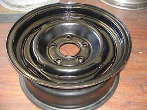 Chevy GMC Buick Pontiac Oldsmobile GM 14x6 Factory 5x4 75 Bolt Wheel Rim