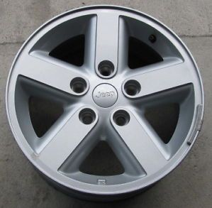 Jeep Wrangler 16 Wheel OEM