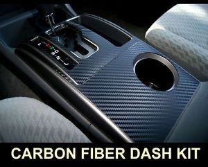 Jeep Grand Cherokee 96 97 Carbon Fiber Dashboard Dash Trim Kit Parts Free