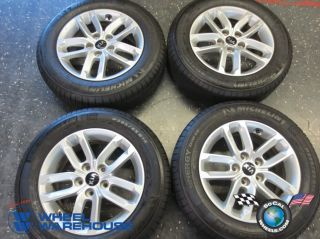Four 2011 13 Kia Optima Factory 16 Wheels Tires Rims Forte 74637