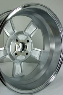 "Chrome 15"" Kia Rio Wheels Rims 74580 529101G200"