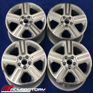 "Honda Ridgeline 18"" 2009 2010 2011 2012 Factory Wheels Rims Set Four 63994"