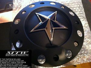 KMC XD Rockstar Wheel Center Cap Part 1000775B