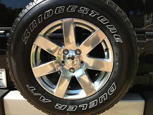 "2013 Jeep Wrangler 18"" Wheels and Tires Take Offs"