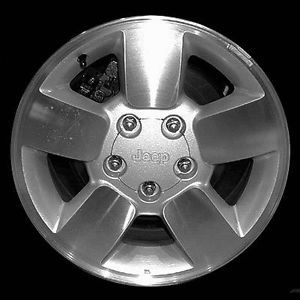 "17"" Alloy Wheel for 2001 Jeep Grand Cherokee"