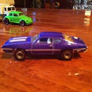 Hot Wheels Treasure Hunt Olds 442