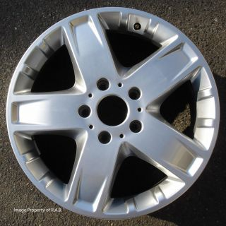 "Mercedes G Class 18"" Factory Wheel A4634011702"