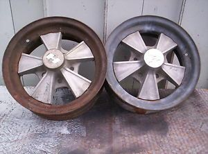Hurst Mag Wheels 14x6 4 1 2 BP Ford Dodge Hot Rat Rod Car Street Drag Mustang