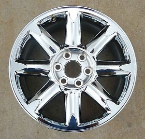 "2007 2013 GMC Sierra Yukon Denali 20"" Chrome Wheel 5304"