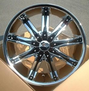 "22"" Wheel and Tire Package"