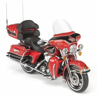 Arizona Diamondbacks MLB Diecast Harley Davidson Motorcycle Model 1 12