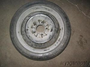 95 99 Mitsubishi Eclipse Spare Temporary Wheel Tire Rim Donut 125 70 15