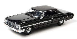 Greenlight Men in Black III 1964 Ford Galaxie 1969 Agent Diecast Car 1 18 12850