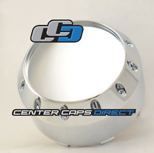 905K131 2 1008905 464K131 2 Hot Wheels and KMC Chrome Plain Center Cap Replace