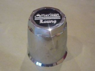 American Racing Chrome Center Cap