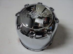 Ultra Chrome Wheel Center Cap 89 8125