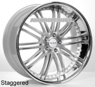 "22"" x23 Sil for Mercedes Benz Wheels and Tires Rims s CL GL AMG ml GL Class"