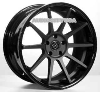 22 Giovanna Lindos Black for Lexus Wheels and Tires Rims Infiniti LS Is ES GS