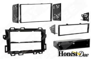 09 Nissan Murano Double DIN Radio Install Dash Kit 7426