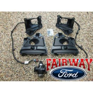 2013 2014 Ford Mustang GT Genuine Ford Parts Fog Lamp Light Kit Complete