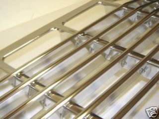 56 1956 Chevy Polished Stainless Steel Front Grill