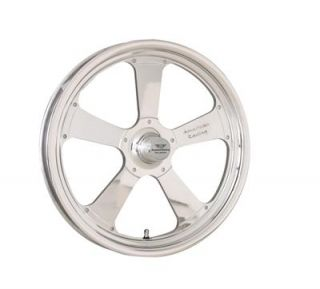 "American Racing Wheel Trakstar Aluminum Polished 15""x3 5"" Strange Spindle Mount"