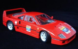 Ferrari F40 60th Anniversary Hot Wheels 1 18