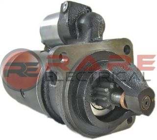 Starter Motor Fiat Kobelco W170 Evolution Wheel Loader Iveco Engine 0001231026