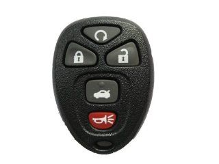 LotFancy   (US Shipping)   New Car Keyless Entry Remote Start key FOB Clicker transmitter For GM Buick Lucerne Year 2006 2007 2008 2009 2010 2011, Chevrolet Impala 2006 2007 2008 2009 2010 2011 2012, Cadillac DTS 2006 2007, Chevrolet Monte Carlo 2006 2007;